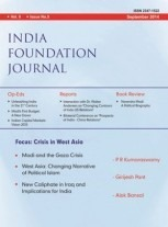 India Foundation Journal Issue 5 (Vol. II)
