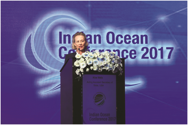 USA's Vision for Indian Ocean