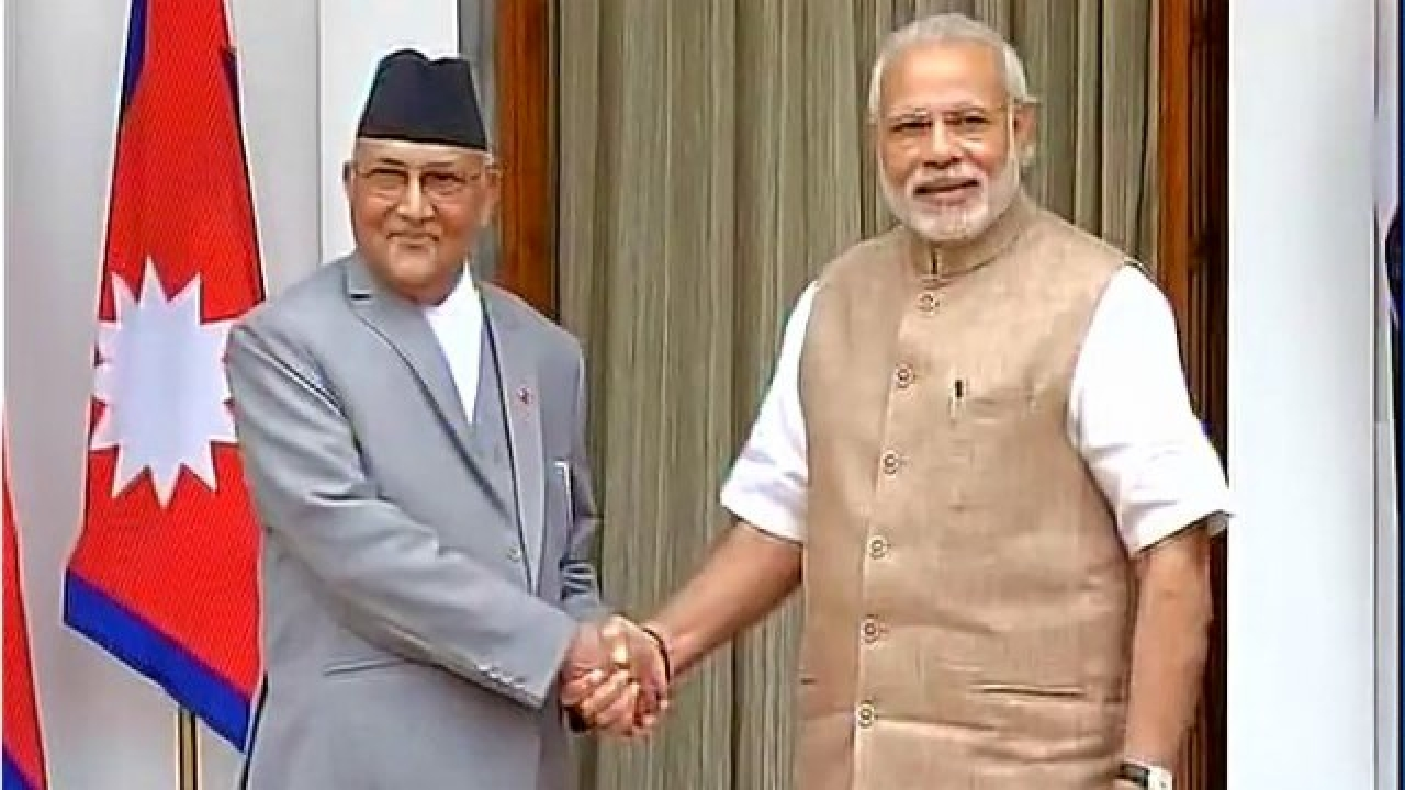 India – Nepal: Old Book, New Chapter
