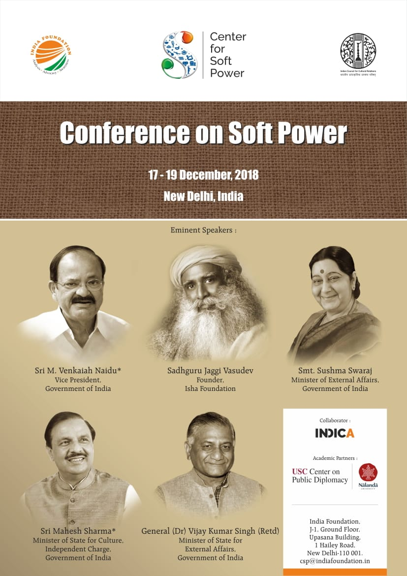 Conference on Soft Power