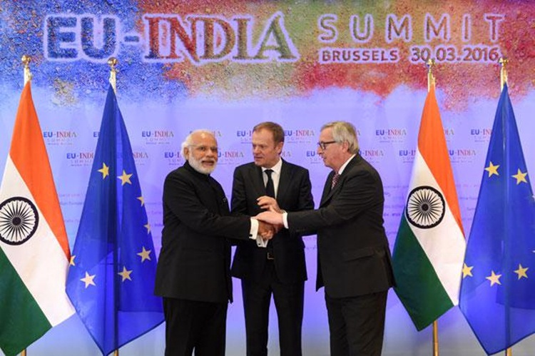 India and the European Union:  An Almost Strategic Partnership