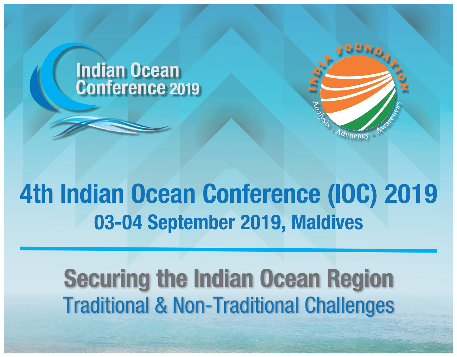 4th Indian Ocean Conference IOC 2019