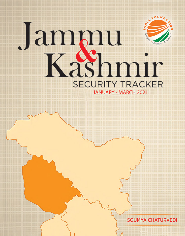 Jammu and Kashmir Security Tracker: January – March 2021