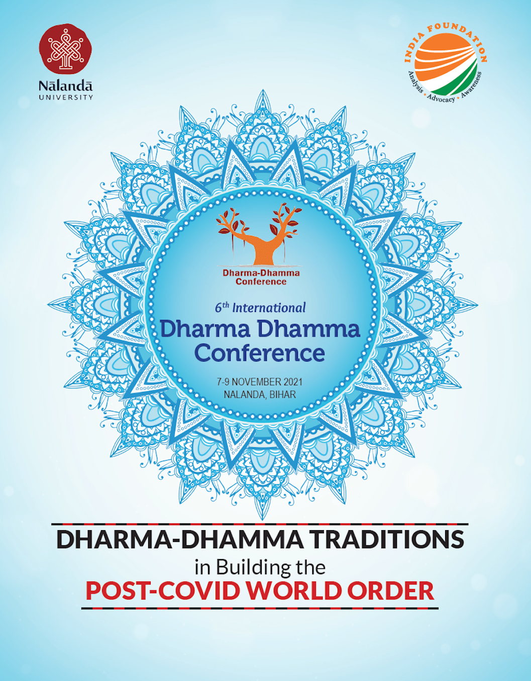 6th Dharma Dhamma Conference 2021