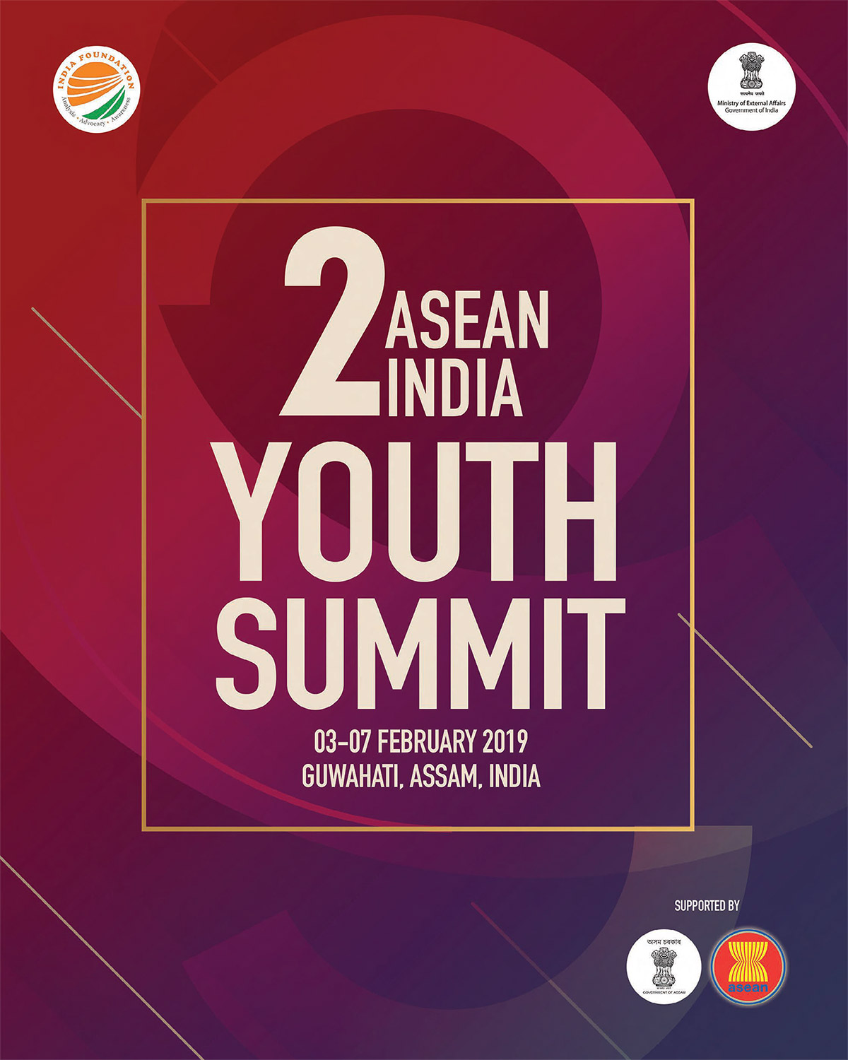 2nd ASEAN India Youth Summit